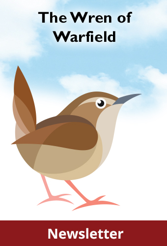 The Wren of Warfield newsletter